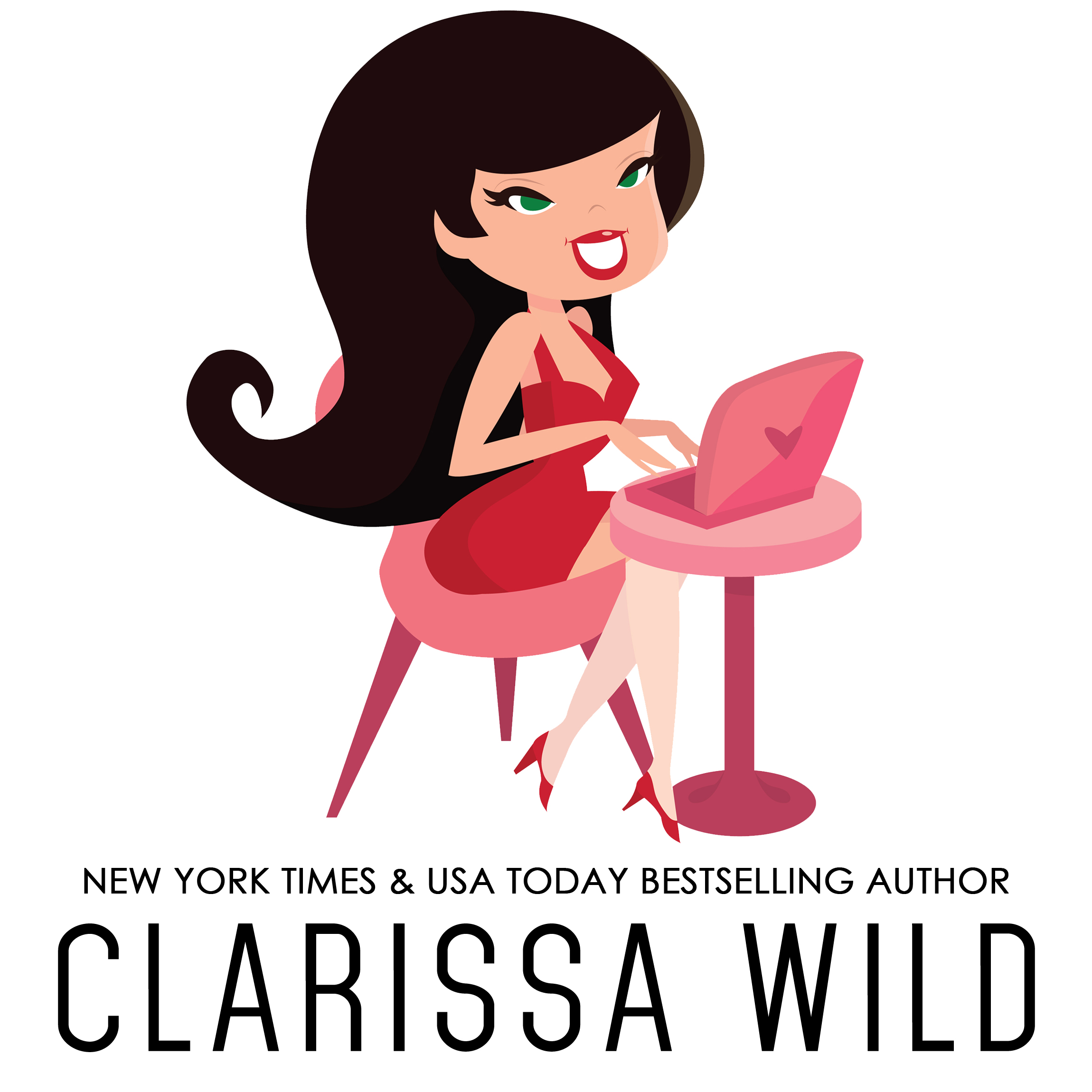 Author Clarissa Wild