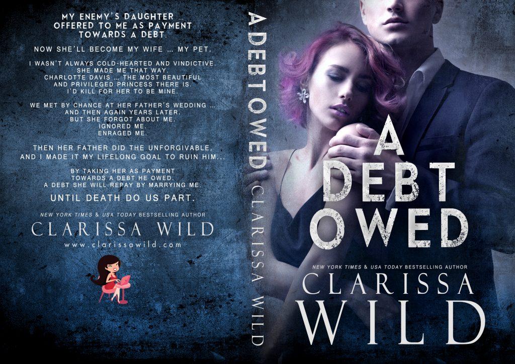 Paperback Cover A Debt Owed