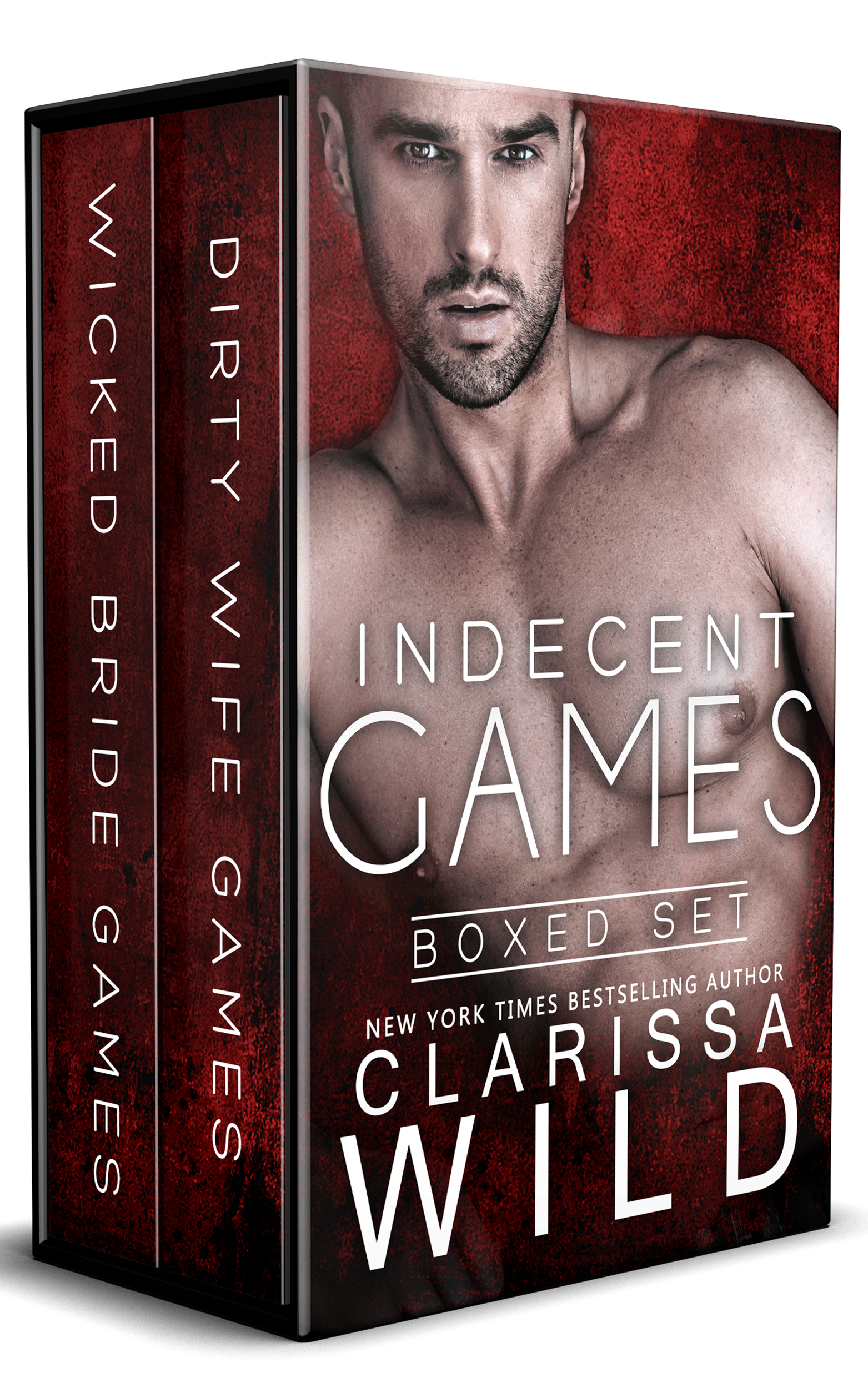 Indecent Games Boxed Set