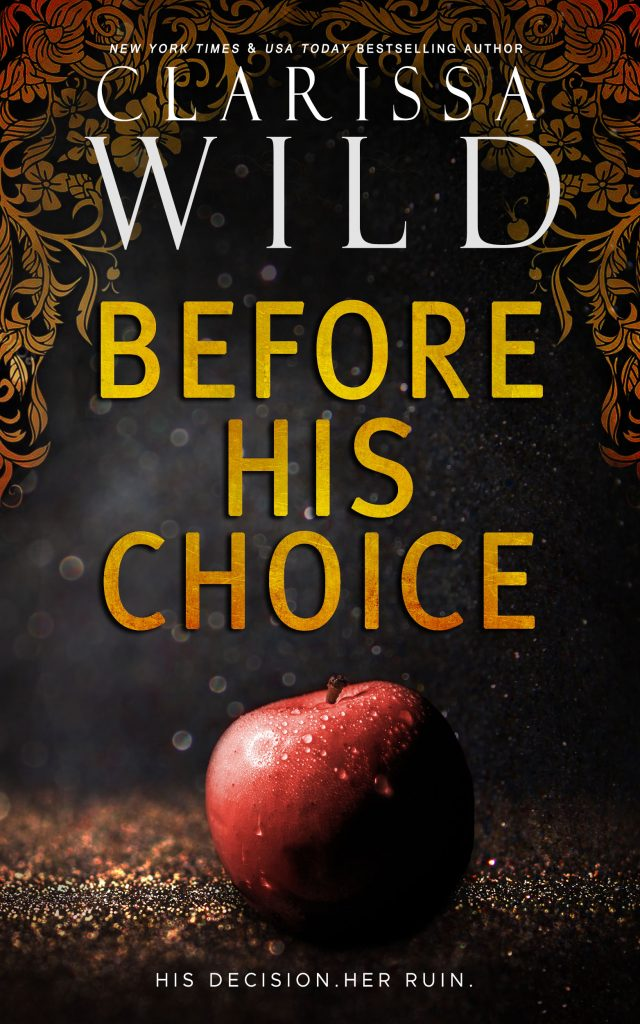 Before His Choice Cover